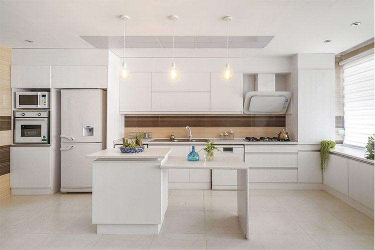 کانتر آشپزخانه کوچک